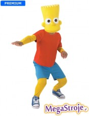 Kostium dziecięcy Bart Simpson