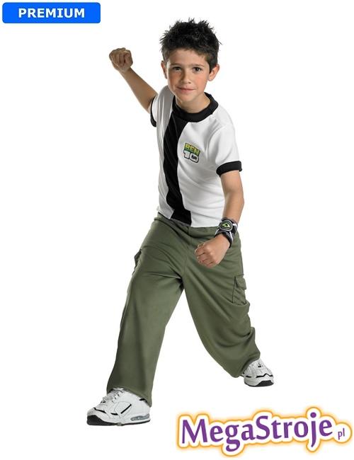 Kostium dziecięcy Ben 10