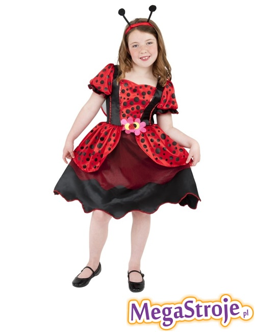 Kostium dziecięcy Biedroneczka