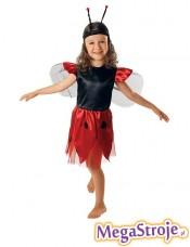 Kostium dziecięcy Biedronka