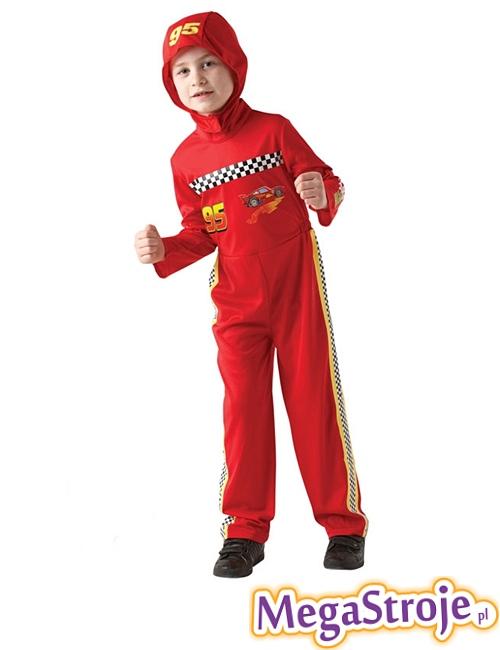 Kostium dziecięcy Cars 2
