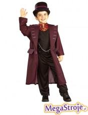 Kostium dziecięcy Charlie Fabryka Czekolady