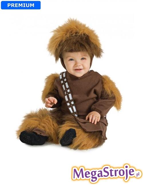 Kostium dziecięcy Chewbacca - Gwiezdne Wojny