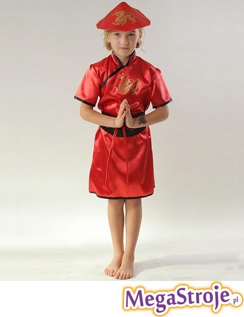 Kostium dziecięcy Chinka
