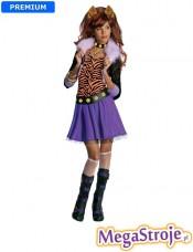 Kostium dziecięcy Clawdeen Wolf Monster High