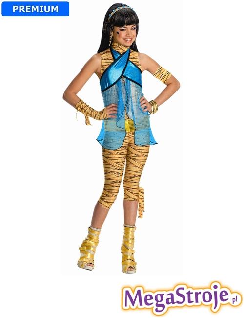 Kostium dziecięcy Cleo De Nile Monster High