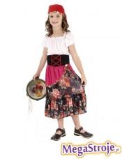 Kostium dziecięcy Cyganki