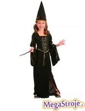 Kostium dziecięcy Czarodziejki czarny