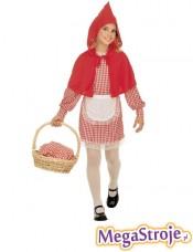 Kostium dziecięcy Czerwonego Kapturka 4