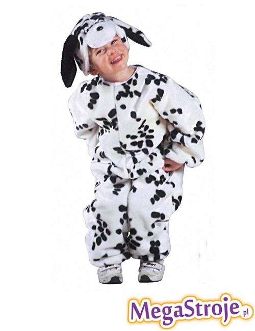 Kostium dziecięcy Dalmatyńczyk pluszowy