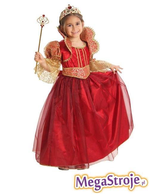 Kostium dziecięcy Dama Renesansu