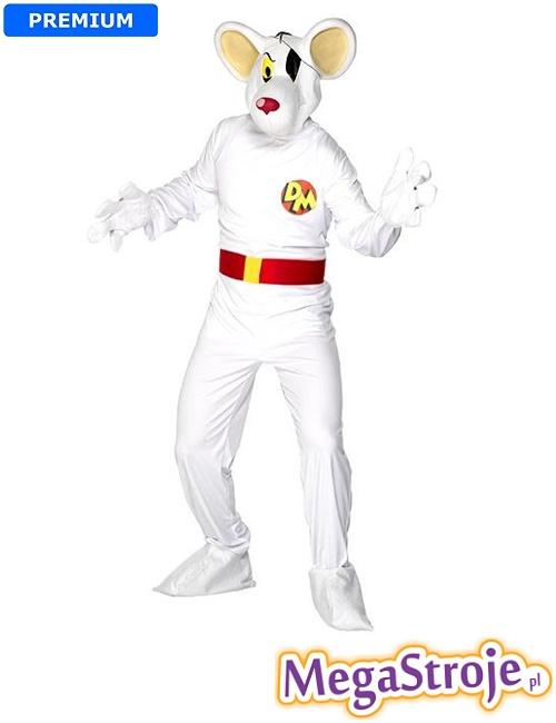 Kostium dziecięcy Danger Mouse