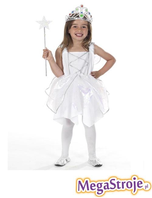 Kostium dziecięcy Dobra Wróżka