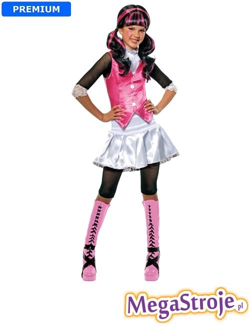 Kostium dziecięcy Draculaura Monster High