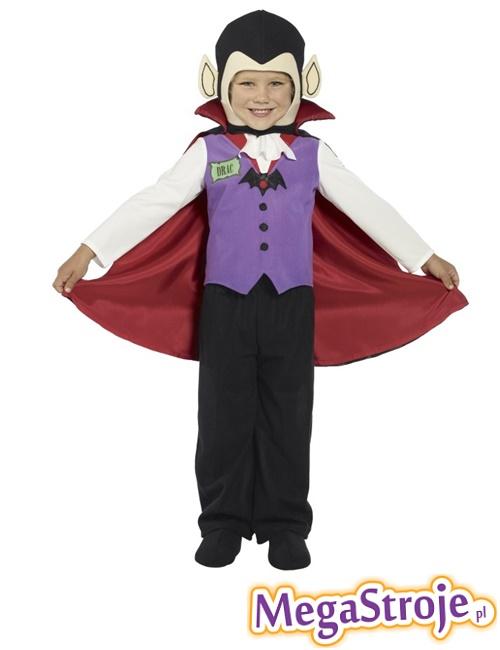 Kostium dziecięcy Draculi