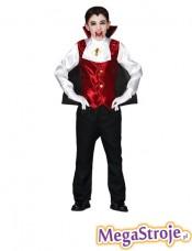 Kostium Dziecięcy Drakula