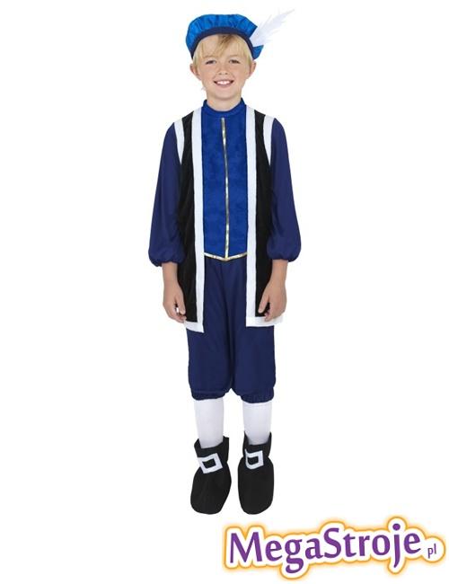 Kostium dziecięcy Dworzanina