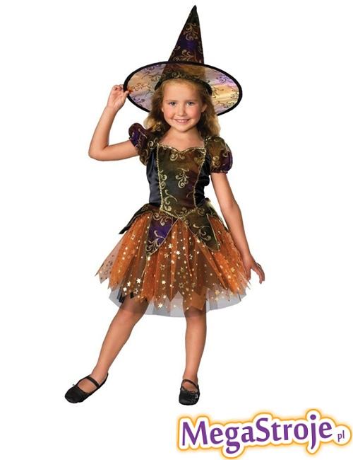 Kostium dziecięcy Elegancka Wiedźma