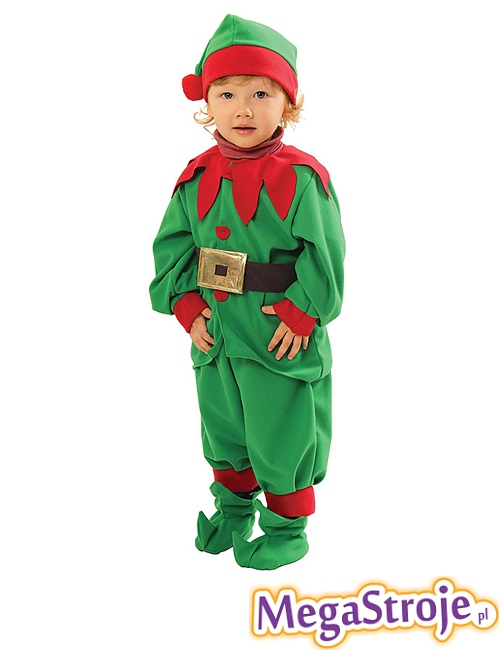 Kostium dziecięcy Elf 3