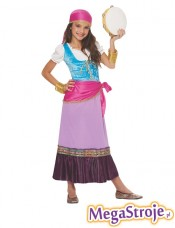 Kostium dziecięcy Esmeralda Disney