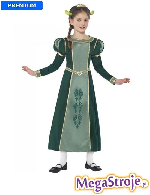 Kostium dziecięcy Fiona