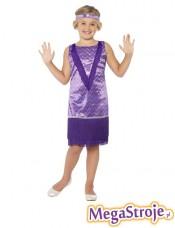 Kostium dziecięcy Flapper