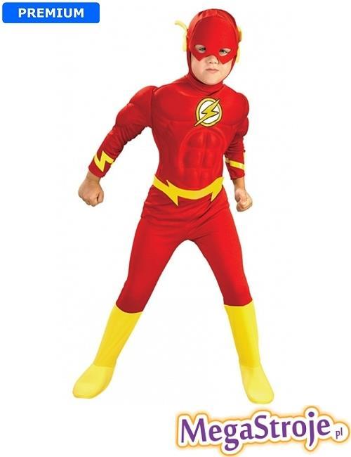 Kostium dziecięcy Flasha