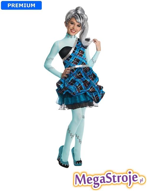 Kostium dziecięcy Frankie Stein Sweet Monster High