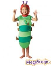 Kostium dziecięcy Gąsienica