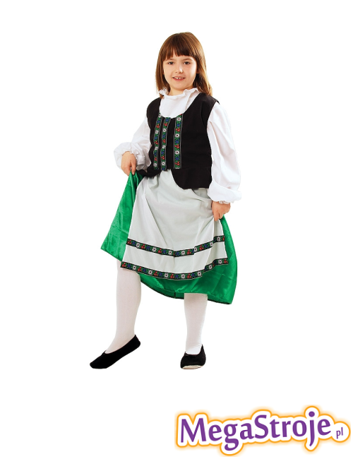 Kostium dziecięcy Góralka