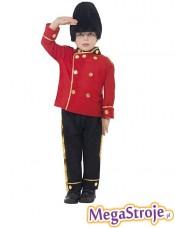 Kostium dziecięcy Gwardzista