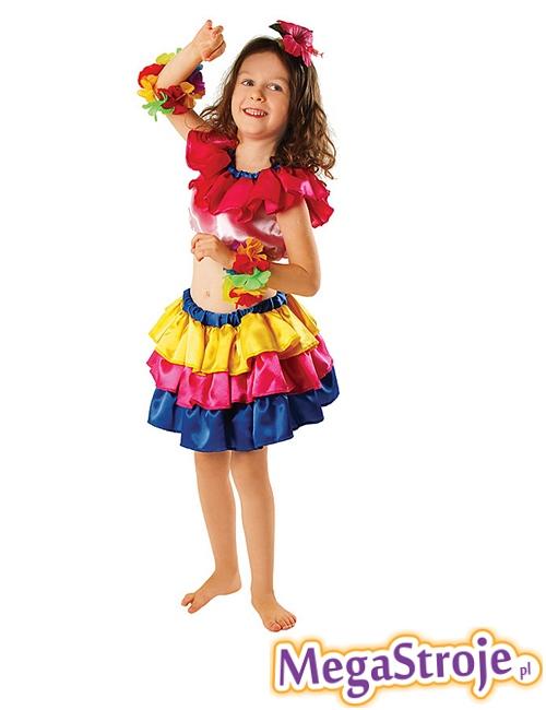 Kostium dziecięcy Hawajka