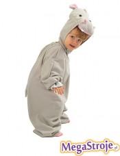Kostium dziecięcy Hipopotama