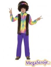 Kostium dziecięcy Hippis