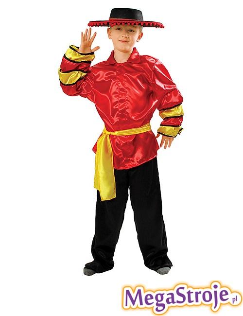 Kostium dziecięcy Hiszpan