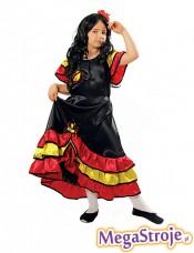 Kostium dziecięcy Hiszpanka 2