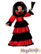 Kostium dziecięcy Hiszpanka