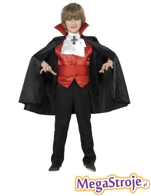 Kostium dziecięcy Hrabia Dracula