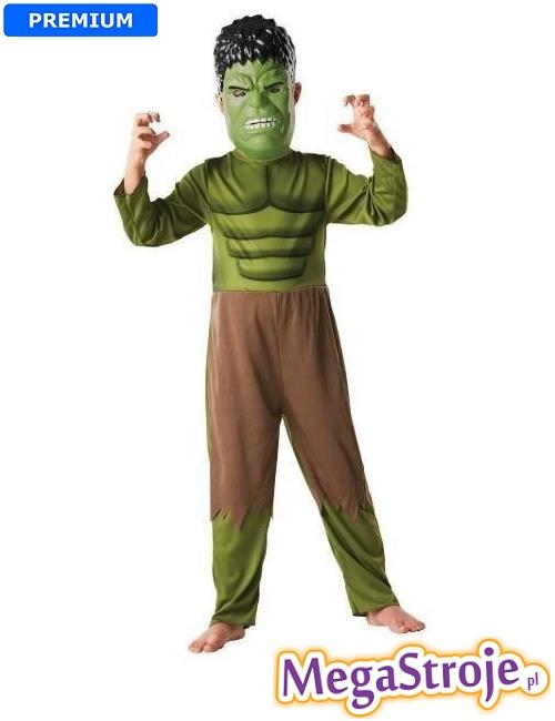 Kostium dziecięcy Hulk