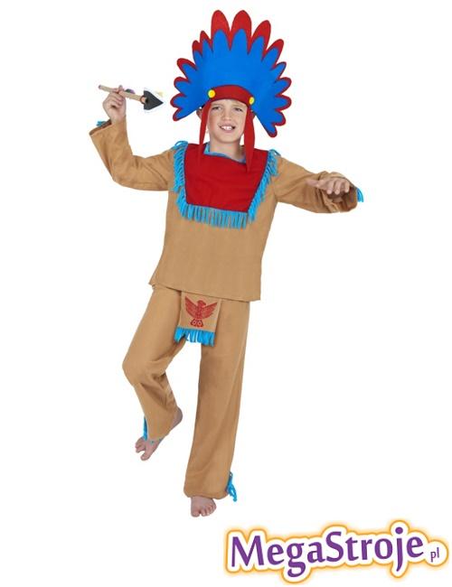 Kostium dziecięcy Indianin