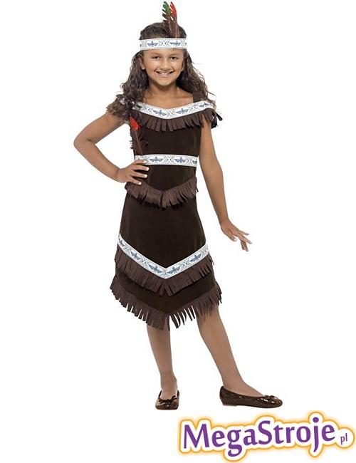 Kostium dziecięcy Indianka 2