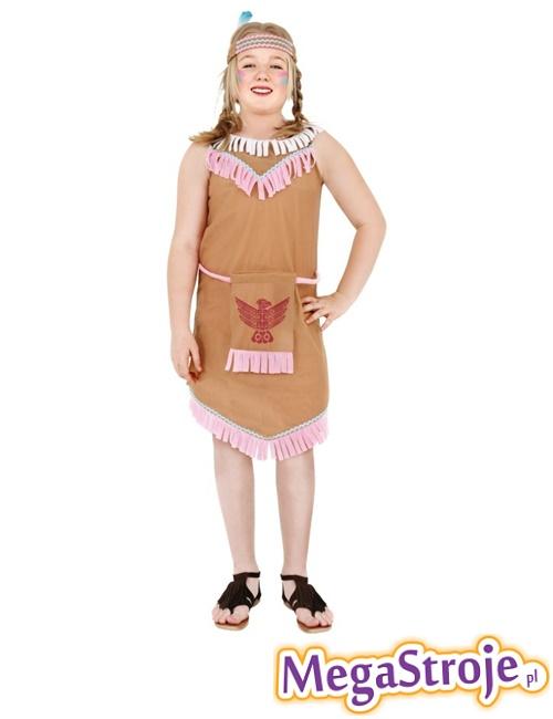 Kostium dziecięcy Indianka