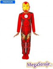 Kostium dziecięcy Iron Man 2