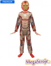 Kostium dziecięcy Iron Man
