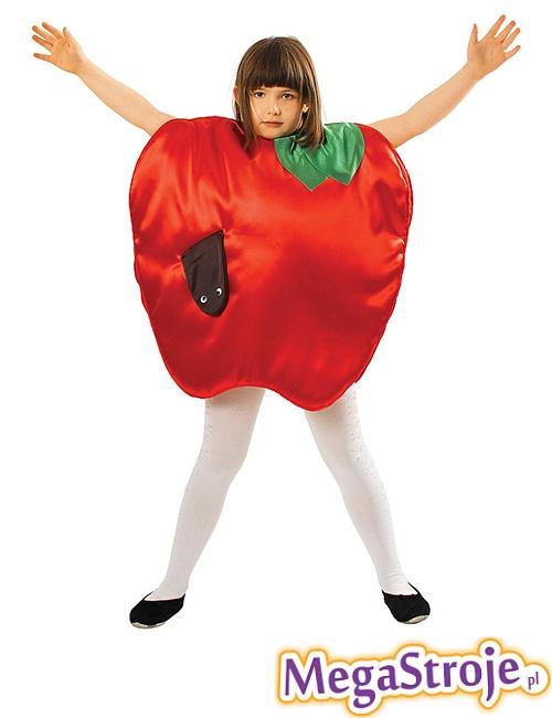 Kostium dziecięcy Jabłko