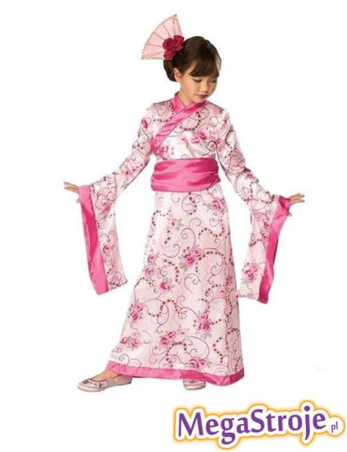 Kostium dziecięcy Japonka 2