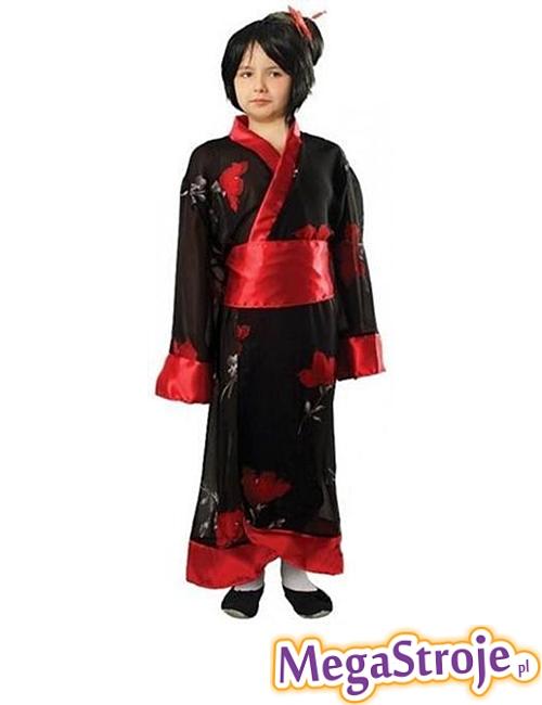 Kostium dziecięcy Japonka