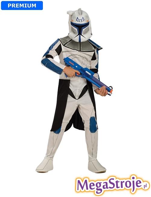 Kostium dziecięcy Kapitan Rex Star Wars