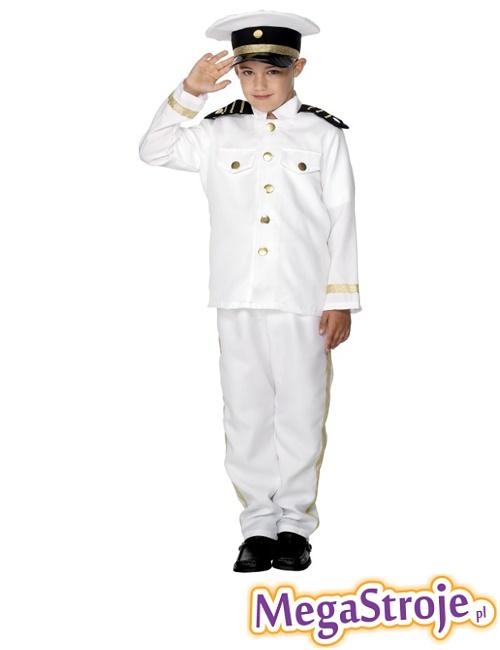 Kostium dziecięcy Kapitan statku