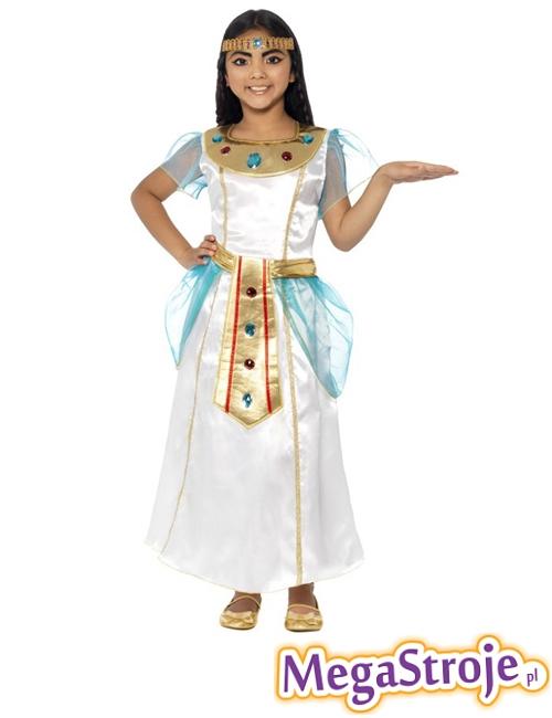 Kostium dziecięcy Kleopatra deluxe